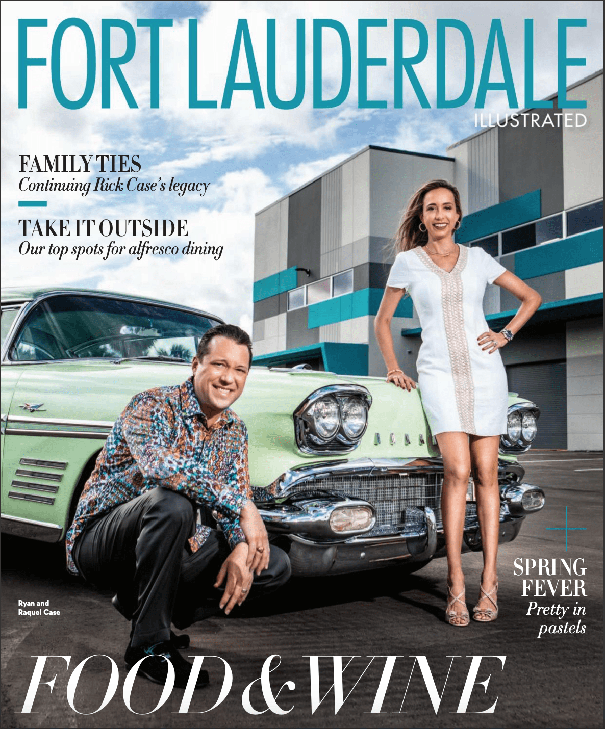 Fort Lauderdale Illustrated February 2021
