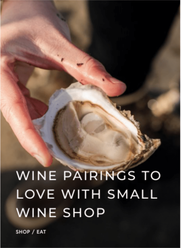 Lauderbabe.com Wine Pairings to Love with Small Wine Shop