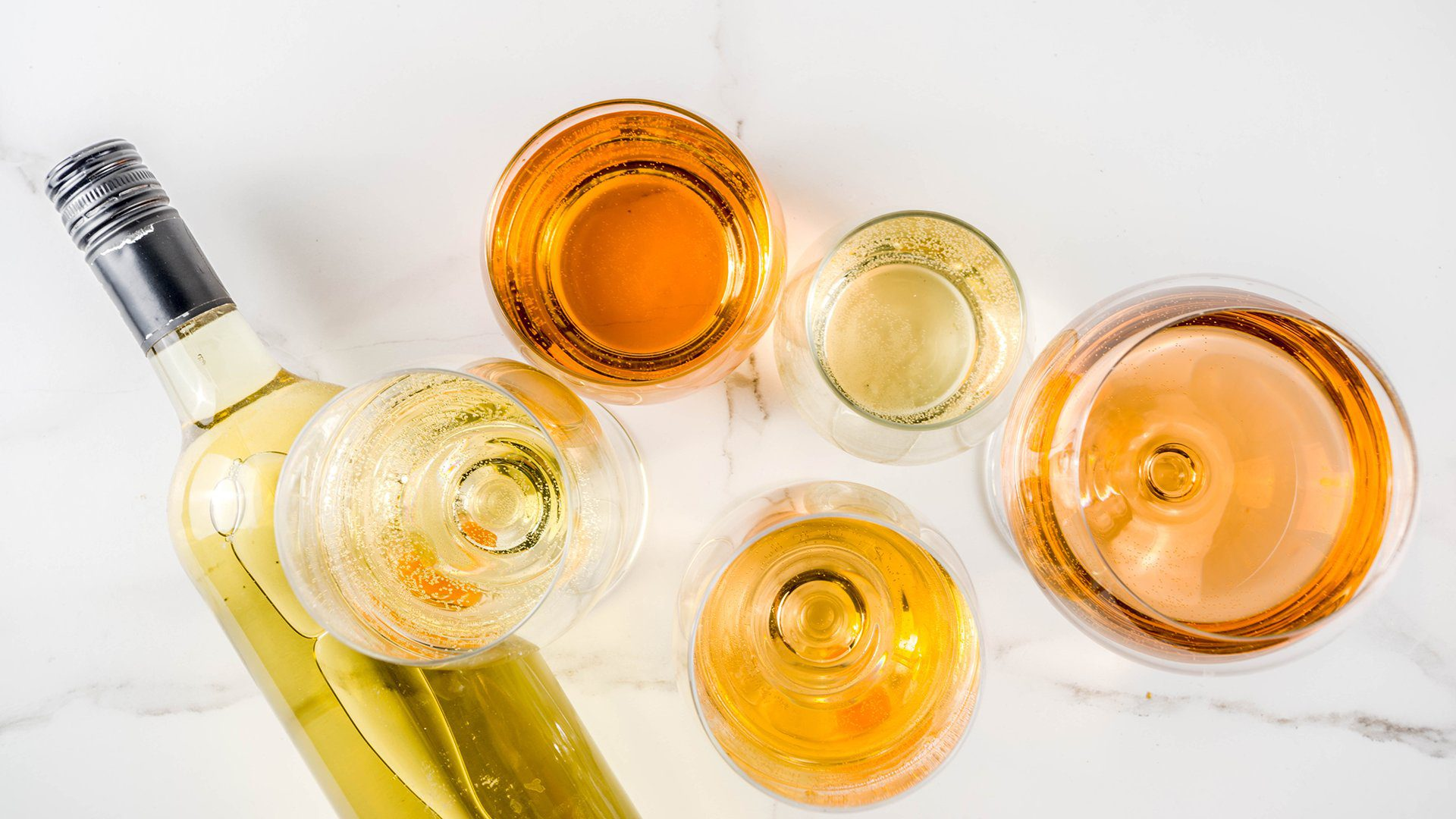Orange Wines: Gimme that Skin Contact!