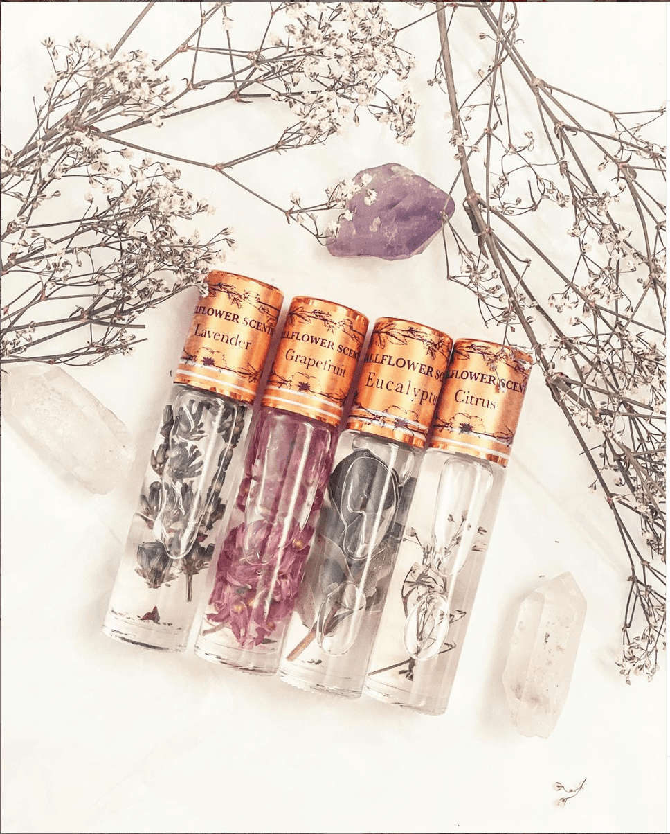 Wallflower Scents Essential Oil Rollers
