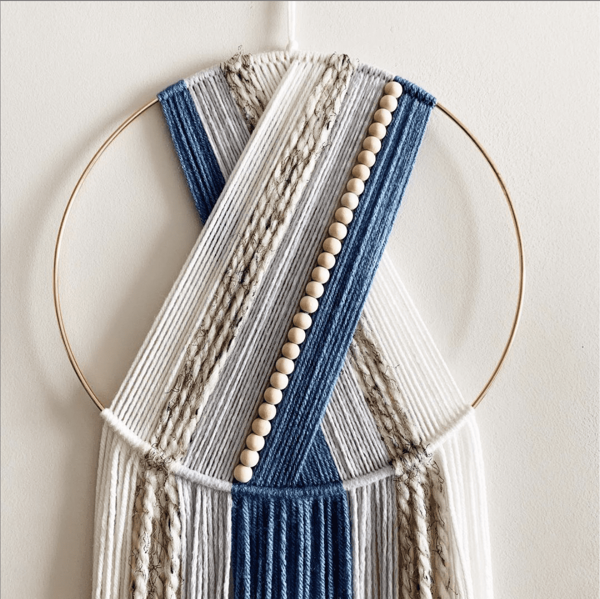 Wall Hanging from The Twisted Thread Co.