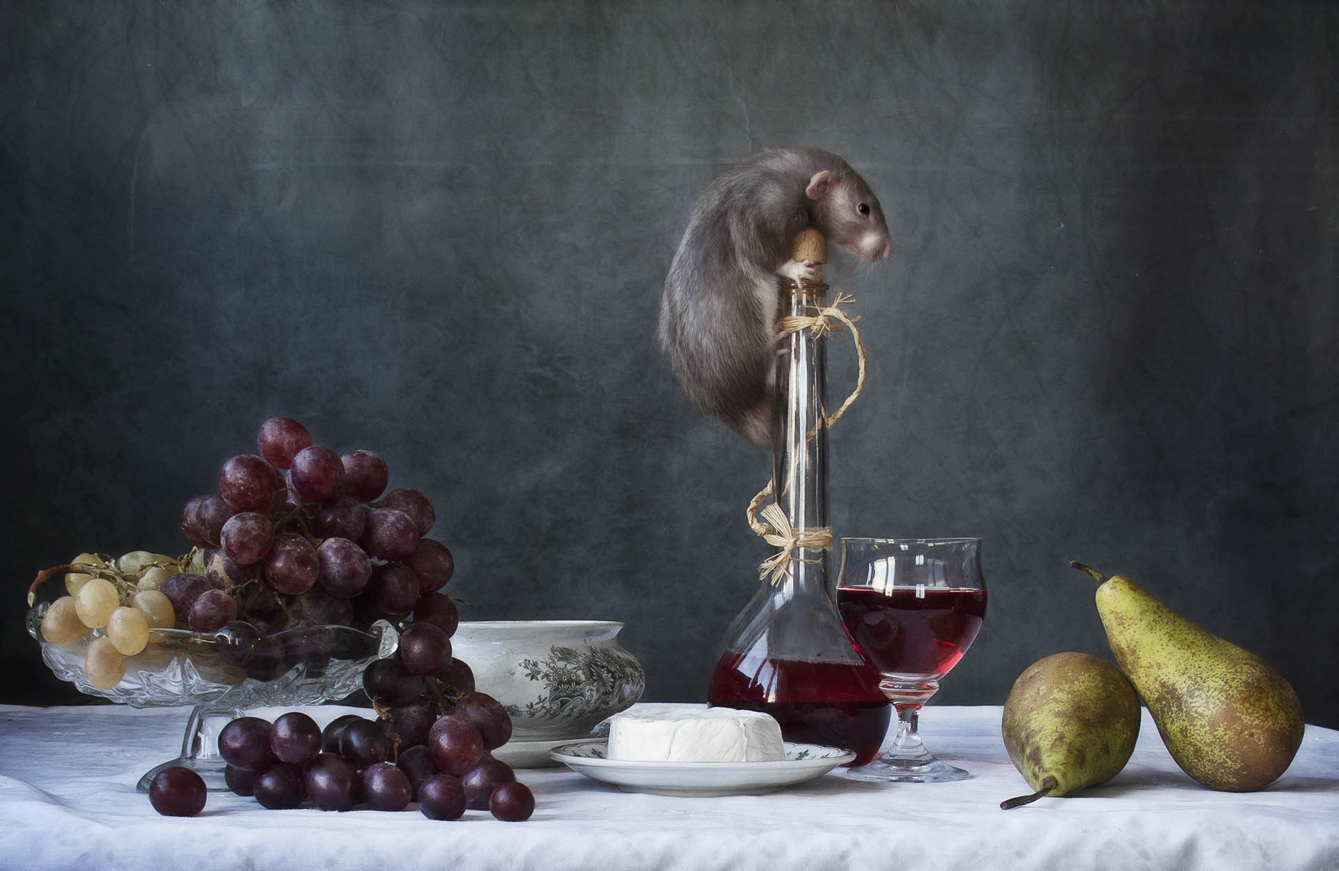 Mousey Wine